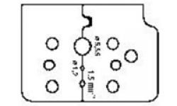 ЗАПЧАСТИ ДЛЯ 6072006, RE-60720730, 0 руб., RE-60720730, RENNSTEIG, Специальный инструмент