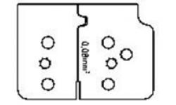ЗАПЧАСТИ ДЛЯ 6072006, RE-60720830, 0 руб., RE-60720830, RENNSTEIG, Специальный инструмент