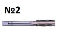 Метчик HGB HSSG M3 Nr.2, GQ-00050, 468 руб., GQ-00050, EXACT, Ручные Метчики