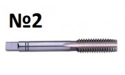 Метчик HGB HSSG M4 Nr.2, GQ-00058, 468 руб., GQ-00058, EXACT, Ручные Метчики