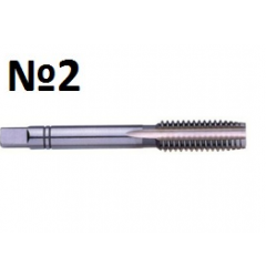 Метчик HGB HSSG M7 Nr.2, GQ-00074, 506 руб., GQ-00074, EXACT, Ручные Метчики