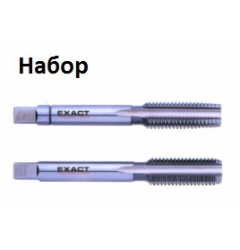 МЕТЧИКИ 2шт. HGB HSSG G2.1/4, GQ-01145, 44209 руб., GQ-01145, EXACT, Ручные Метчики