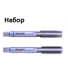 МЕТЧИКИ 2шт.   HGB HSSG NF 1.1/8, GQ-01566, 10032 руб., GQ-01566, EXACT, Ручные Метчики