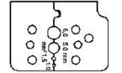ЗАПЧАСТИ ДЛЯ 6072006(смен. реж.лезв), RE-60721530, 0 руб., RE-60721530, RENNSTEIG, Специальный инструмент
