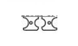 Набор опрессовочных плашек для опрессовки по окружности R 10/R 14 RENNSTEIG, RE-6301015, 0 руб., RE-6301015, RENNSTEIG, Специальный инструмент