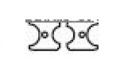 Набор опрессовочных плашек для опрессовки по окружности R 12/R 16, RE-6301025, 0 руб., RE-6301025, RENNSTEIG, Специальный инструмент