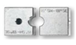 Набор опрессовочных плашек для опрессовки по окружности R 16/80, RE-6322055, 11807 руб., RE-6322055, RENNSTEIG, Специальный инструмент