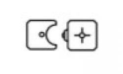 Набор опрессовочных плашек для тетрагональной опрессовки D 10/80, RE-6323045, 27880 руб., RE-6323045, RENNSTEIG, Специальный инструмент