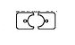 Набор опрессовочных плашек для опрессовки по окружности R 18, RE-6301035, 8357 руб., RE-6301035, RENNSTEIG, Специальный инструмент