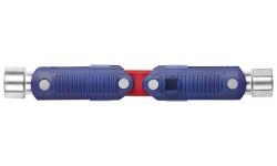 Ключ для электрошкафов KNIPEX 00 11 06 V03, универсальный KN-001106V03, , 2263 руб., KN-001106V03, KNIPEX, Ключи для электрошкафов