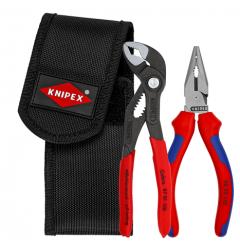 Набор инструментов: KN-8701125, KN-0822145, поясная сумка, , 5430 руб., KN-002072V06, KNIPEX, Наборы инструментов и комплектующих
