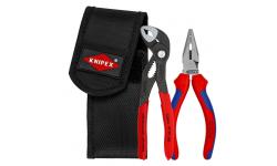 Набор инструментов: KNIPEX 00 20 72 V06, в поясной сумке KN-002072V06, , 6702 руб., KN-002072V06, KNIPEX, Наборы инструментов и комплектующих