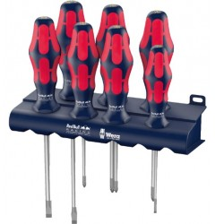 Набор отверток WERA Kraftform Plus Red Bull Racing Lasertip 227700, WE-227700, 5358 руб., WE-227700, WERA, АКЦИЯ
