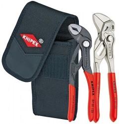 Мини-инструменты в мягком футляре KNIPEX 00 20 72 V01 KN-002072V01, KN-002072V01, 7886 руб., KN-002072V01, KNIPEX, АКЦИЯ