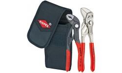 Мини-инструменты KNIPEX 00 20 72 V01, в мягком футляре   KN-002072V01, KN-002072V01, 10103 руб., KN-002072V01, KNIPEX, Наборы инструментов и комплектующих