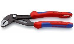 Высокотехнологичные сантехнические клещи Cobra®, 180 мм, KNIPEX 87 02 180T KN-8702180T, KN-8702180T, 4347 руб., KN-8702180T, KNIPEX, Клещи переставные
