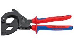 Резак для кабеля со стальным армированием KNIPEX 95 32 315 A KN-9532315A, KN-9532315A, 41562 руб., KN-9532315A, KNIPEX, Ножницы для резки кабеля , проволочных тросов, пластмассы и др.