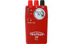 Прибор для проверки целостности цепи TESTBOY 20 plus, , 4644 руб., Testboy20Plus, TESTBOY, TESTBOY