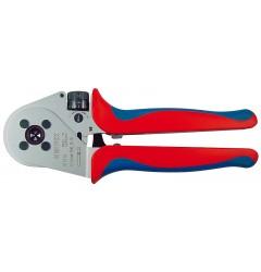 Инструмент для тетрагональной опрессовки контактов 97 52 65 A, KN-975265A, 67696 руб., KN-975265A, KNIPEX, Обжимники