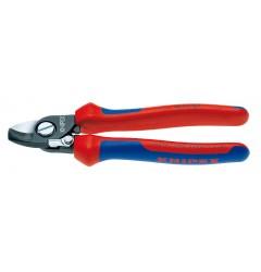 Ножницы для резки кабелей KNIPEX 95 22 165 KN-9522165, KN-9522165, 4296 руб., KN-9522165, KNIPEX, Ножницы для резки кабеля , проволочных тросов, пластмассы и др.