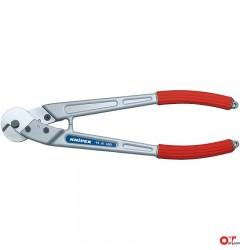 Ножницы для резки проволочных тросов и кабелей 95 81 600, KN-9581600, 49875 руб., KN-9581600, KNIPEX, Ножницы для резки кабеля , проволочных тросов, пластмассы и др.