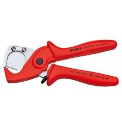 Труборез KNIPEX 90 20 185 KN-9020185, KN-9020185, 3870 руб., KN-9020185, KNIPEX, Специальные клещи и инструменты
