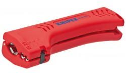 фото Стриппер KNIPEX 16 90 130 SB, для кабелей NYM Ø 8.0 - 13.0 мм KN-1690130SB (KN-1690130SB])