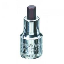Сменные головки к торцевым ключам для винтов с внутренним шестигранником 40-31