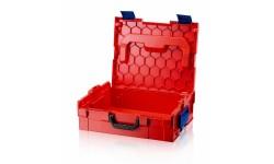 Чемодан KNIPEX L-Boxx 00 21 19 LBLE , пустой, 151х357х442 мм KN-002119LBLE, , 9100 руб., KN-002119LBLE, KNIPEX, Наборы инструментов и комплектующих