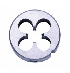 Плашка круглая M27x1,5 HSS, GQ-03957, 5984 руб., GQ-03957, EXACT,  Плашки