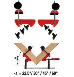 Система угловых струбцин BESSEY MCX, BE-MCX, 4208 руб., BE-MCX, BESSEY, Угловые зажимы