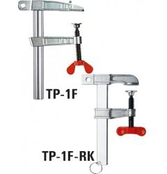 Струбцина для сварки LP/TP с барашковым винтом BESSEY TP-1F, BE-TP-1F, 2902 руб., BE-TP-1F, BESSEY,  Струбцины для сварки