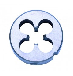 Плашка круглая M24x3,0 HSS , GQ-03731, 3848 руб., GQ-03731, EXACT,  Плашки