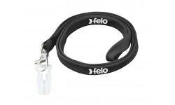 Страховочный шнур Felo , с системой SystemClip , 580 001 00, , 490 руб., 58000100, Felo, Шарнирно-губцевый инструмент