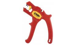 Стриппер автоматический Felo, 0,2-6,0 мм², 583 999 11, , 2590 руб., 58399911, Felo, Инструмент для снятия изоляции