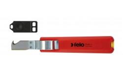 Стриппер Felo, Ø 8-28, 584 018 11, , 1250 руб., 58401811, Felo, Инструмент для снятия изоляции