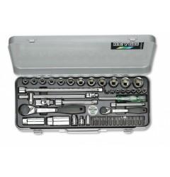 Комбинированный комплект торцевых ключей 00030301083, HE-00030301083, 31051 руб., HE-00030301083, HEYCO,  Набор инструментов