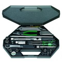 49-80-1 Комбинированные наборы инструментов, HE-00049800182, 0 руб., HE-00049800182, HEYCO,  Набор инструментов