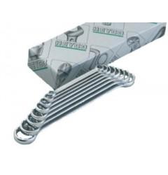 Набор двусторонних ключей с прямым замкнутым зевом K 450-12-M-1, HE-00450947182, 10917 руб., HE-00450947182, HEYCO,  Набор инструментов