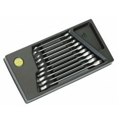 Ключи  knarren-ringmaulschl.-satz M-720-10-M-C, HE-50720600280, 16367 руб., HE-50720600280, HEYCO, Гаечные Ключи с Трещоткой Joker