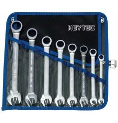 Набор комбинированных трещоточных ключей  R 50720-8-M, HE-50720600380, 12141 руб., HE-50720600380, HEYNEN, Гаечные Ключи с Трещоткой Joker