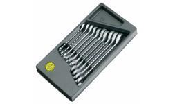 Набор комбинированных трещоточных ключей  с реверсом M 50725-10-M, HE-50725600280, 17677 руб., HE-50725600280, HEYCO, Гаечные Ключи с Трещоткой Joker