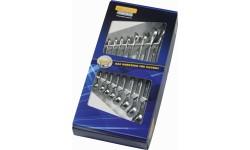 Набор комбинированных ключей B 50810-8-M, HE-50810824280, 2714 руб., HE-50810824280, HEYCO, Биты WERA
