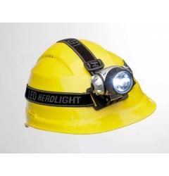 Налобный фонарик с лампами LED, HE-50817300000, 710 руб., HE-50817300000, HEYCO, Ножи и Фонари