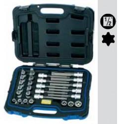 Набор отверточных насадок 50850-52, HE-50850520083, 12841 руб., HE-50850520083, HEYCO,  Набор инструментов