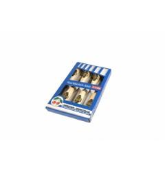 Набор стамесок 1111 SB, KR-1111000, 10231 руб., KR-1111000, KIRSCHEN, Наборы Стамесок, Резцов