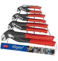 Дисплей с набором Alligator® KNIPEX 00 19 29V02, KN-001929V02, 37460 руб., KN-001929V02, , Наборы инструментов и комплектующих