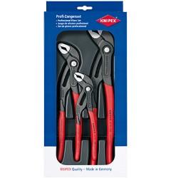 Набор Cobra® KNIPEX 00 20 09V02, KN-002009V02, 8811 руб., KN-002009V02, , Наборы инструментов и комплектующих