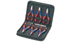 Набор инструментов для электроники KNIPEX 00 20 16, 6 предметов KN-002016, KN-002016, 34960 руб., KN-002016, KNIPEX, Наборы инструментов и комплектующих