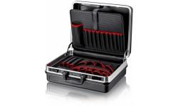 Чемодан для инструментов KNIPEX 00 21 05 LE Standard, материал ABS, 465х200х410 мм KN-002105LE